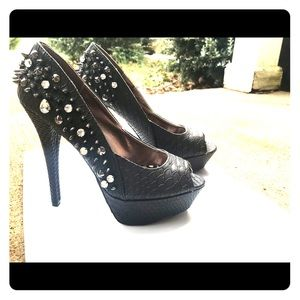 Dollhouse spike heels size 8.5